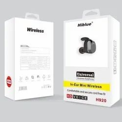 Hiblue In-Ear Mini Wireless Earphone, Model Number: H920