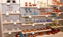 Interior Designing of Crockery Stores