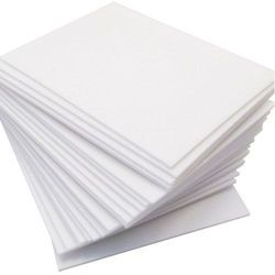 White Thermocol EPS Sheets