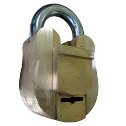 65mm Brass Padlock