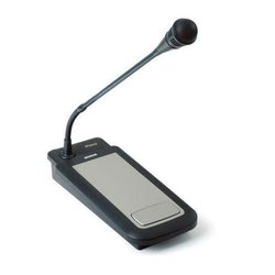 LBB 1950/10 Plena Tabletop Unidirectional Condenser Microphone