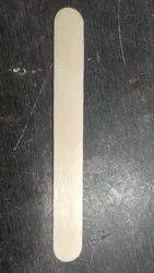 Wooden Ice Cream Stick, Size: 114