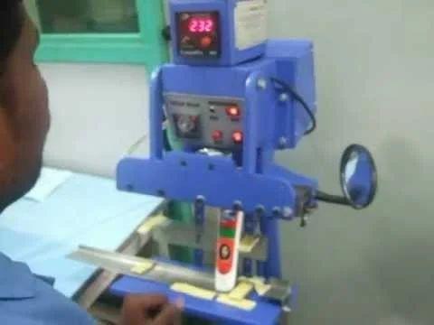 Innovation Plastic Tube Sealing Machine