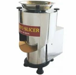 1 HP Potato Slicer Machine