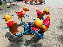 Duck Horse Merry Go Round MTC