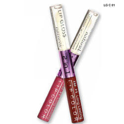 2 In 1 Non Transfer Lip Gloss