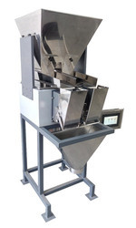 Two Head Weigher Filler