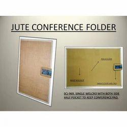 Jute Conference Folder
