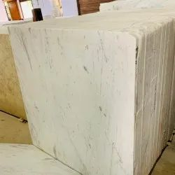 Brown RMS Makrana Albeta Marble, Thickness: 5 To 25 mm
