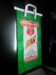 BOPP Laminated Besan Printed Bag