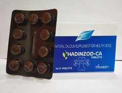 Hadinzod-Ca Tablets