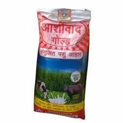 Aarsirwad Gold Santulit Pasu Aahar, Packaging Type: Plastic Bag