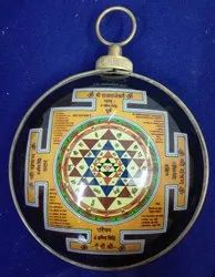 Kesar Zems Energised Wall Hanging Shree Yantra for Energy and Positive Vibration