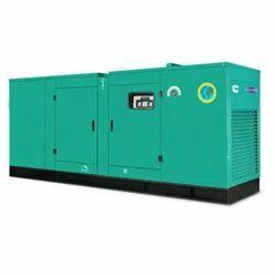 Silent or Soundproof Cummins Silent Diesel Generator