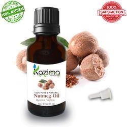 KAZIMA Nutmeg Essential Oil