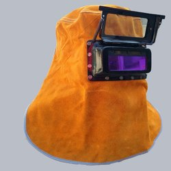 Leather Welding Hood