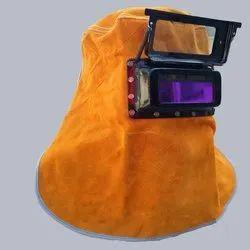 Leather Welding Hood