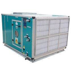 Stainless Steel Floor Mounted Air Handling Unit, Type : Double Skin