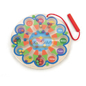 Magnetic Bead Trace - Clock Toy