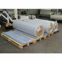 White 44-45 Inch American Tarpaulin, Packaging Type: Roll