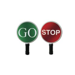 LED Stop And Go Baton