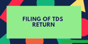 Taxation Consultant Tds Return Filing Service, In Pan India