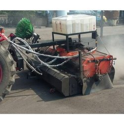 Automatic Road Sweeping Machine