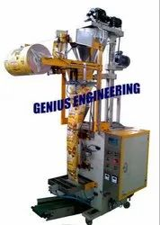 Semi Pneumatic VFFS Machine With Auger Filler