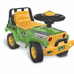 Outdoor Abs Plastic Ben 10 Toy Safari Car, Child Age Group: 3-5 Years