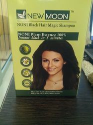 New Moon Noni Black Hair Shampoo