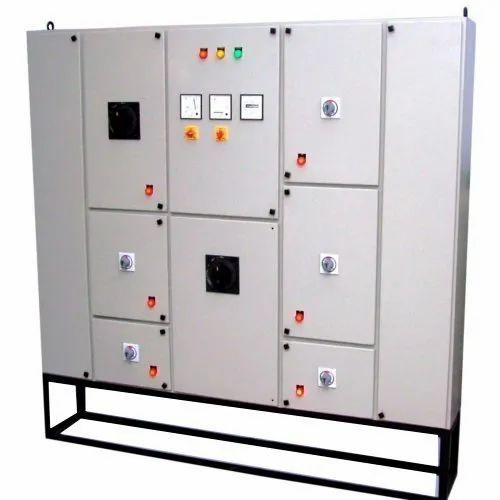 Electric Control Panel For Scrubbers