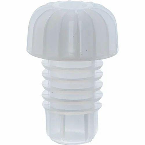 White Plastic Cork