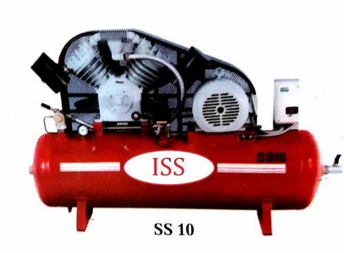 Elgi Reciprocating Air Compressors - ISS-SC 30 L Series