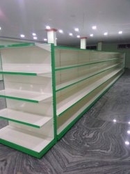 Supermarket End Cap Shelves