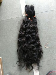 Virgin Indian Wavy Hair Weft