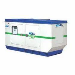 10 KVA KOEL By Kirloskar Silent Diesel Generator, 3 Phase