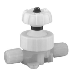 PP Thread End Diaphragm Valve