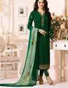 Green Women's Suits