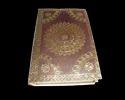 Mandala Designer Leather Journal