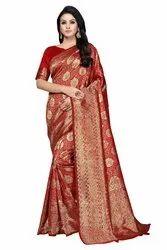 Silk Wedding Wear Pattu Saree