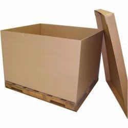 Pallet Box, Size: 1200x1000x800