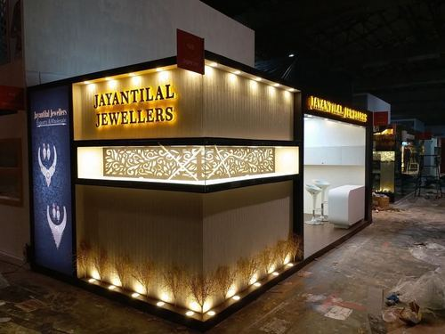 Exhibition Stall Lights : Exhibition stall fabrication in mumbai andheri by star eighteen