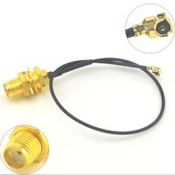 Sma Female Bulkhead Fn To Ufl Cable
