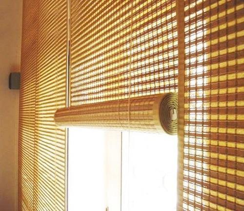 Pvc Bamboo Blinds at Rs 190 square feet Bamboo Blinds ID