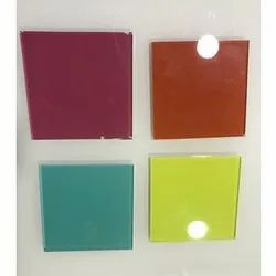Back Painted Lacquered Glass, For Wardrobes, Thickness: 5-6mm
