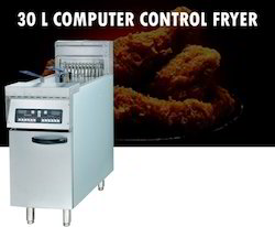 Computer Control Deep Fat Fryer