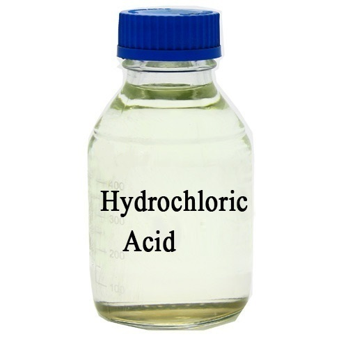 Hydrochloric Acid, Packaging Type: Bottle, Grade Standard