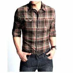 Cotton Casual Wear Casual Mens Shirt