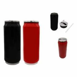 500 mL Metal Can Shaped Sipper