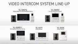 Panasonic VDP Installation